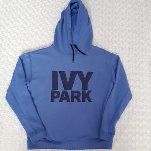 Ivy park blue hoodie
